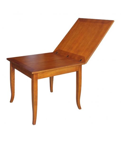 Tisch ausziehbar als Buch
