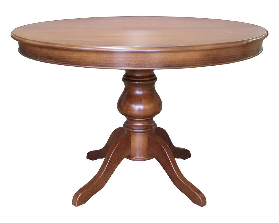 Runder Tisch Louis Philippe 120 oder 110 cm - Frank Möbel