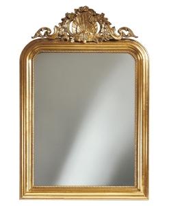 Spiegel Holzrahmen, Spiegel