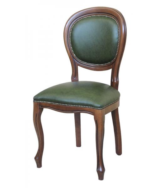 stuhl aus leder louis philippe frank m bel. Black Bedroom Furniture Sets. Home Design Ideas