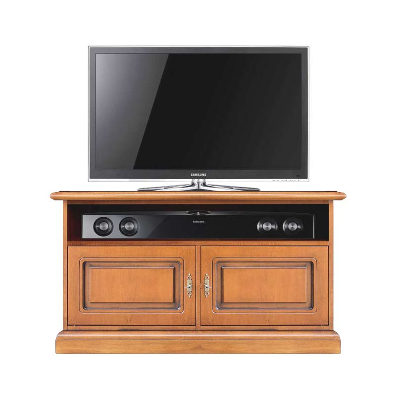 tv schrank 2 t ren soundbar frank m bel. Black Bedroom Furniture Sets. Home Design Ideas