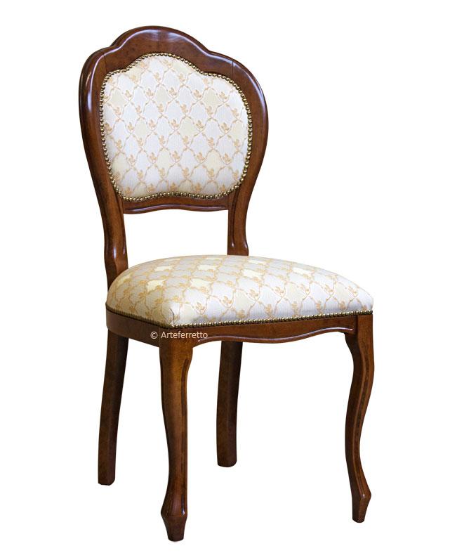 Klassischer Stuhl Arco plus - Frank Möbel