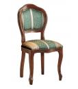 Klassischer Stuhl, Polsterstuhl