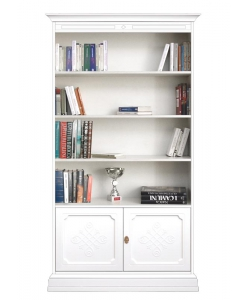 Bücherschrank 2 Türen