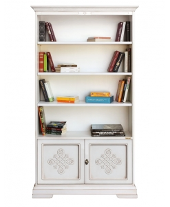 Bücherschrank, Bücherregal