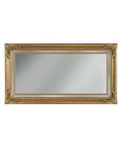 Spiegel aus Holz, Spiegel