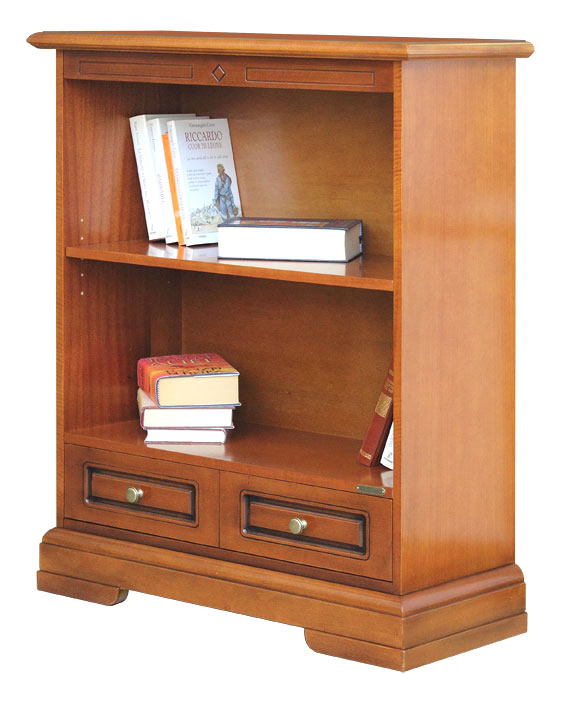 b cherregal 1 schublade klein und ger umig frank m bel. Black Bedroom Furniture Sets. Home Design Ideas