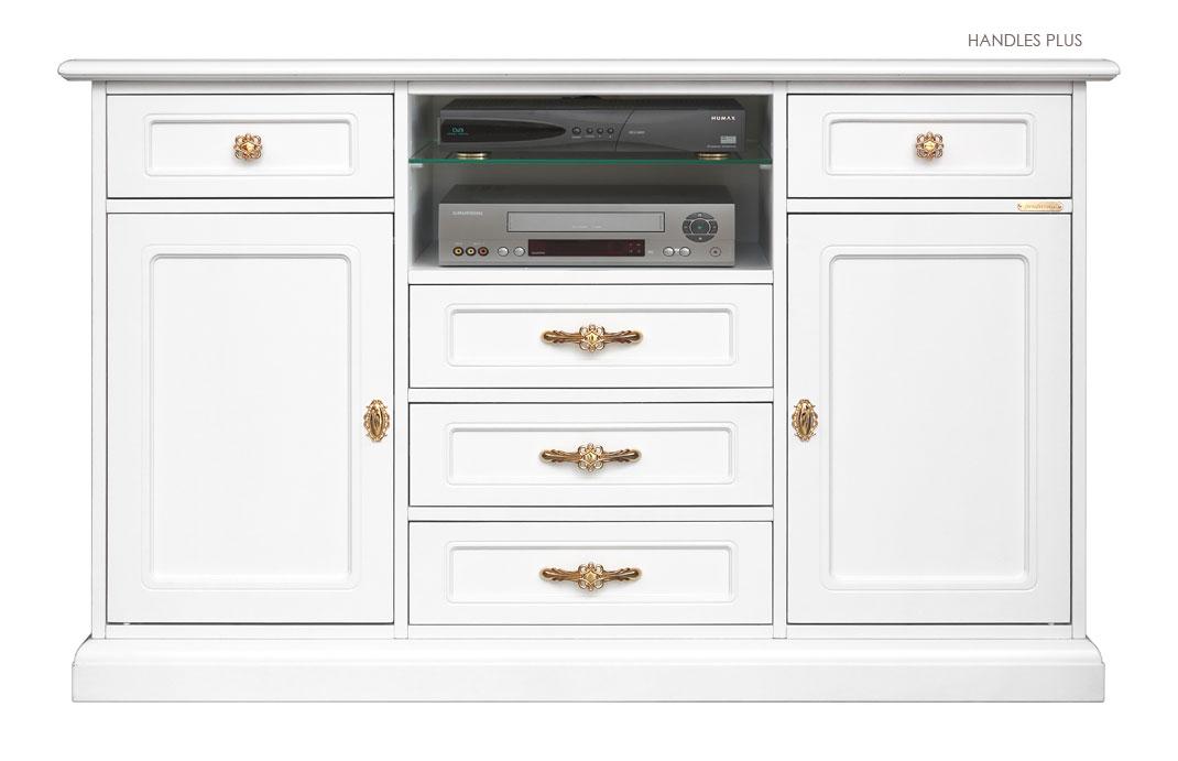 tv m bel hoch mit sockelleiste frank m bel. Black Bedroom Furniture Sets. Home Design Ideas