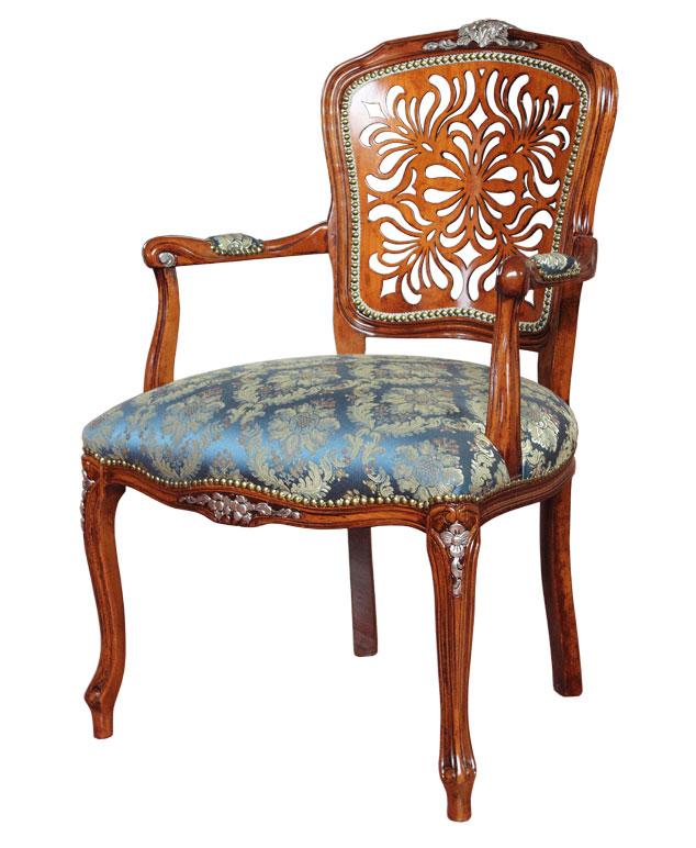 sessel la parisienne elegant frank m bel. Black Bedroom Furniture Sets. Home Design Ideas