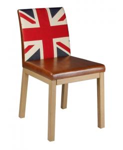 Stuhl England, Stuhl Design