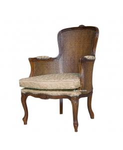 Sessel mit Sitzkissen, Sessel