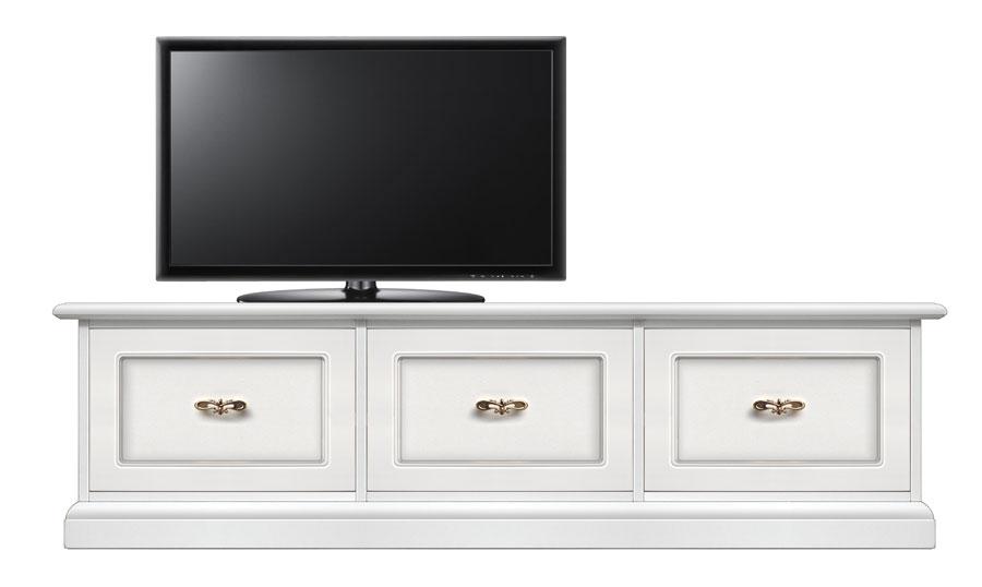 lowboard mit schubladen 153 cm frank m bel. Black Bedroom Furniture Sets. Home Design Ideas