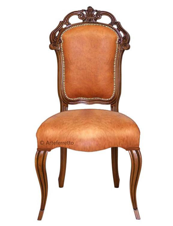 eleganter stuhl super klassik frank m bel. Black Bedroom Furniture Sets. Home Design Ideas
