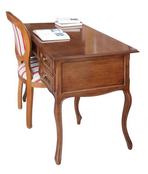 schreibtisch mit schubladen breite 100 cm frank m bel. Black Bedroom Furniture Sets. Home Design Ideas