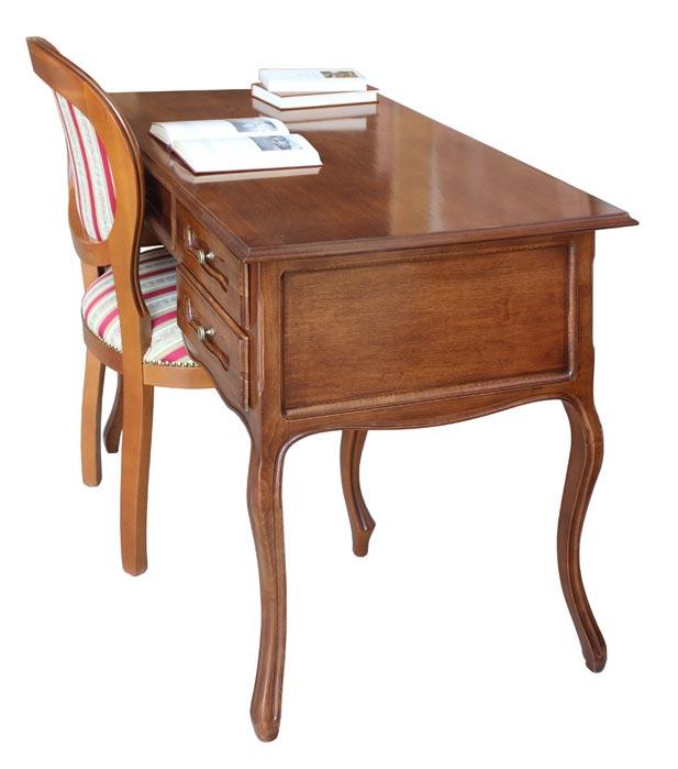 Schreibtisch mit schubladen breite 100 cm frank m bel for Kuchenunterschrank mit schubladen 100 cm