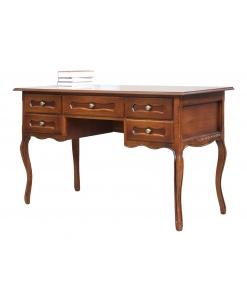 Schreibtisch mit Schubladen, Schreibtisch