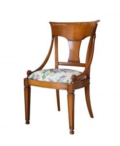 Stuhl mit Polstersitz