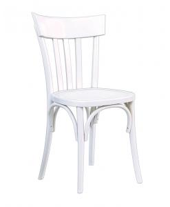 Stuhl weiß,