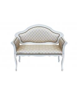 Kleines Sofa mit Polsterung, Arteferretto