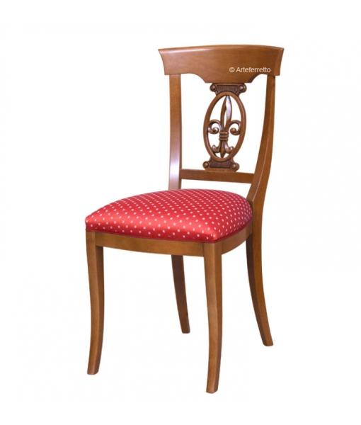 Stuhl Lilie, Stuhl, Arteferretto