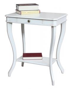 lackierter Teetisch, kleiner Tisch, klassicher Teetisch