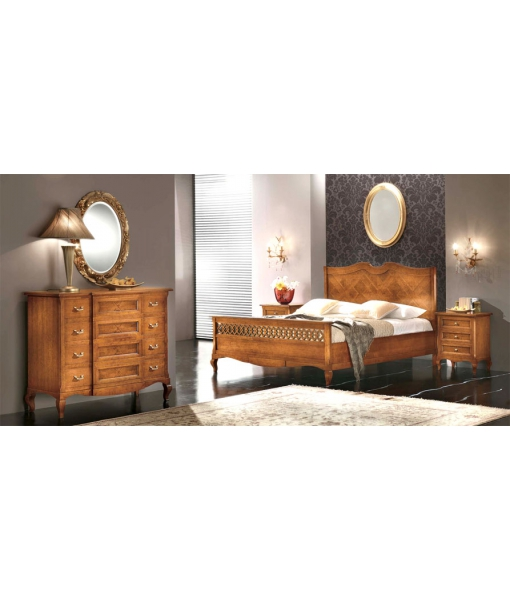 schlafzimmer komplett klassisch frank m bel. Black Bedroom Furniture Sets. Home Design Ideas