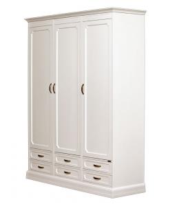 modulärer Schrank 3 Türen und 6 Schubladen