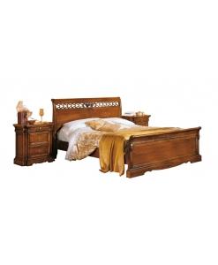 Klassisches Bett, Doppelbett