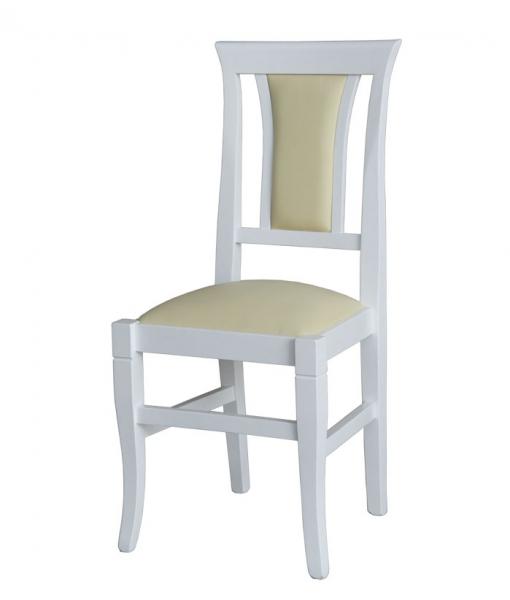 Stuhl Weiß VIS-318