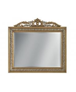 Spiegel Goldrahmen, Spiegel