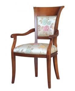 Stuhl mit Armlehnen, Stuhl