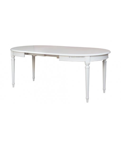 ovaler tisch zum ausziehen stunning den richtigen. Black Bedroom Furniture Sets. Home Design Ideas