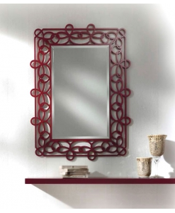 Möbel für den Flur, Spiegel und Brett, Spiegel, Brett, Holzbrett