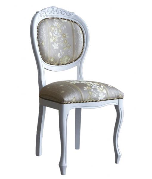 Lackierter Stuhl Top Elegant Vis-12-AV