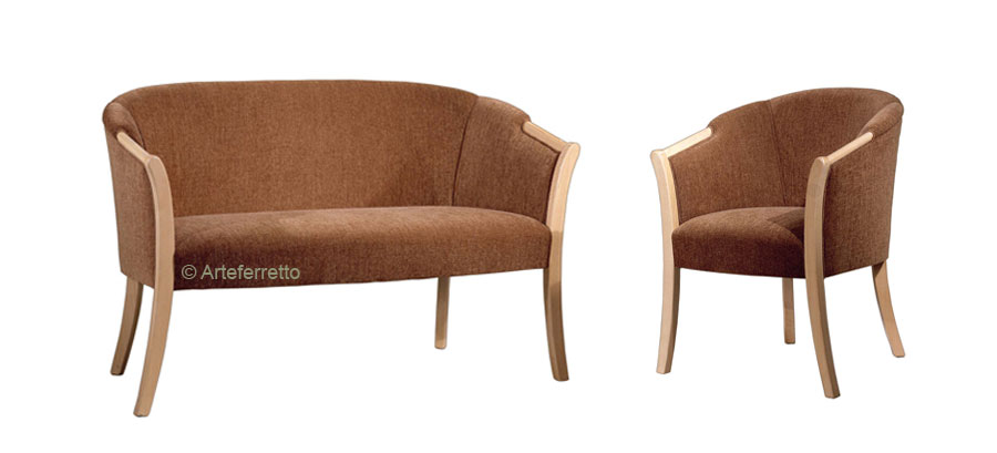 sofa klassiker shelly frank m bel. Black Bedroom Furniture Sets. Home Design Ideas