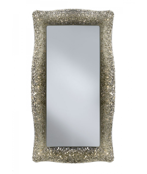 Spiegel mit Glasrahmen E-C273