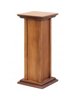 Vasenständer aus Holz, Vasenständer, Holzständer