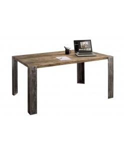 Tisch aus Eichenholz, Fester Tisch