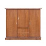 Kleiner Schrank mit Türen und Schubladen, Art.-Nr.: 3170-AP