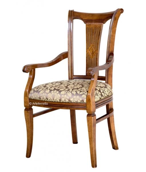lehnstuhl mit stoffbezug frank m bel. Black Bedroom Furniture Sets. Home Design Ideas