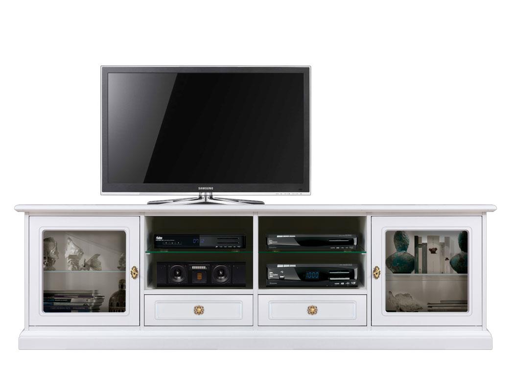 """Lowboard TV 2 m """"Simple Line"""" - Frank Möbel"""