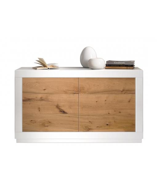 Buffetschrank Holztüren  Design F-05-NTZ_styl2