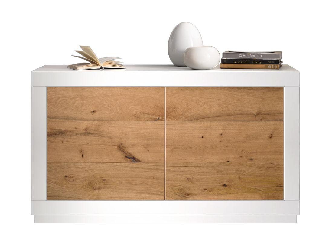 Buffetschrank Holzturen Design Frank Mobel