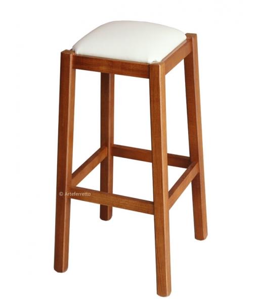 Sitzhocker mit Polsterung Classic, Art.-Nr.: FV-310_styl