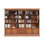 Wandregal, Bücherregal