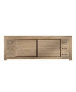 Sideboard aus Eschenholz, Sideboard