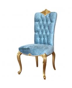 Polsterstuhl. Stuhl Elegant