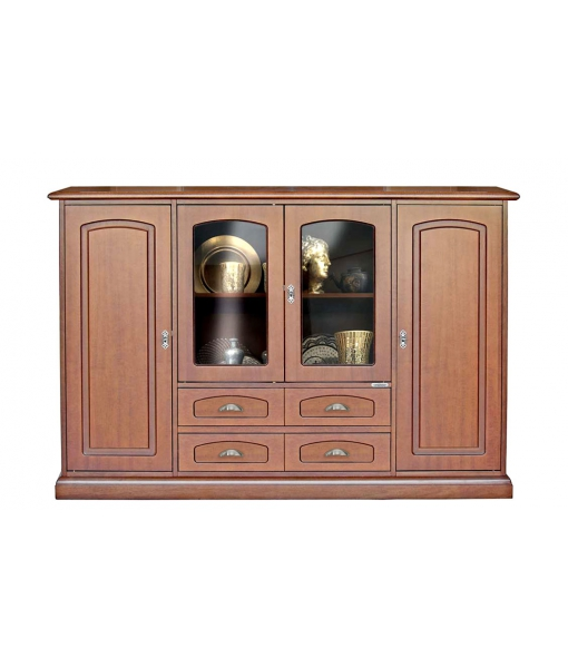 Highboard aus Holz Lesmo 3120-Q_styl2