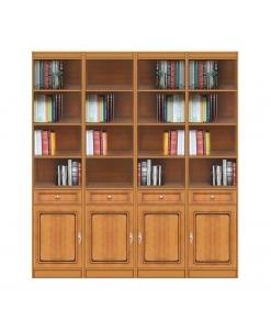 Bücherregal Wohnwand