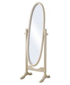 Standspiegel, Standspiegel aus Holz
